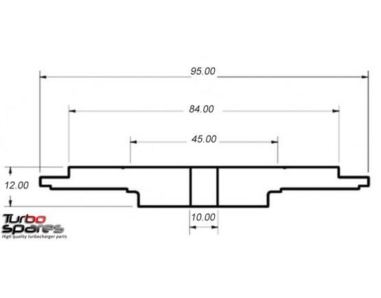 Back Plate GT157680
