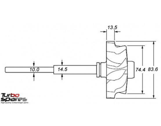 Shaft&Wheel S4009350