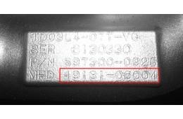 Mitsubishi gamintojo dalių kodas